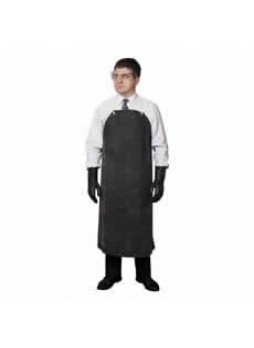 Acid-Resistant Black Rubber Apron