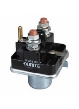 Solenoid Starter replaces Lucas 76958 - 12V