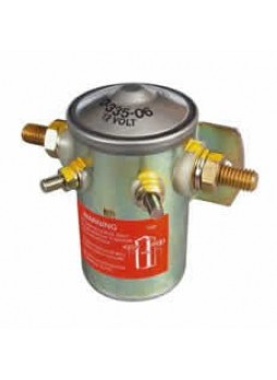 Bulkhead Make and Break Solenoid - 150A Continuous at 12V