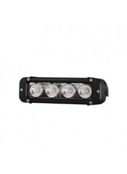 4 x 10W CREE LED Work Lamp - Black, 10-60V 2700lm, IP67