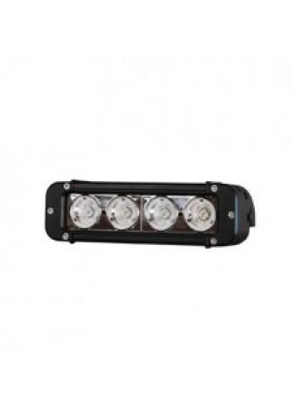 4 x 10W CREE LED Work Lamp - Black, 10-60V 2700lm, IP67