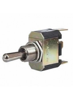 3 Way Momentary On/Off/Momentary Toggle Switch with Metal Lever - 10A at 28V