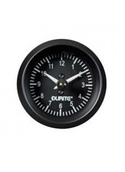 12/24V Quartz Illuminated Clock - 52mm