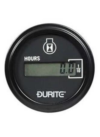 10-36V Digital Hour Meter - 52mm