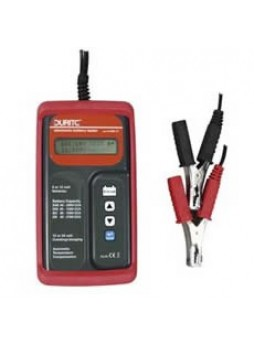 Digital Battery Tester with Start/Charge Analyser - 12/24V