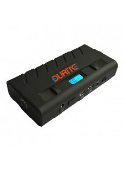 Jump Starter - 13,600mAH Li-ion Battery with Smart Cable - 12V