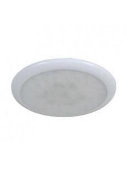 72 White LED Roof Lamp - IP66, 12/24V