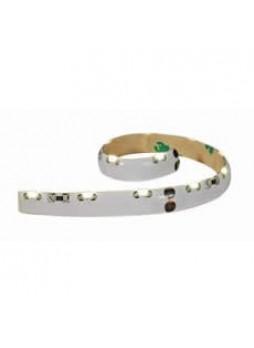 White Flexible Adhesive Edge LED Light Strip - 12V