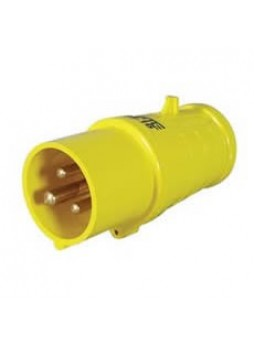 16A 110V Yellow Trailing Plug