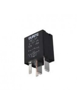 12V Micro Make/Break Relay Sealed with Diode - 25A