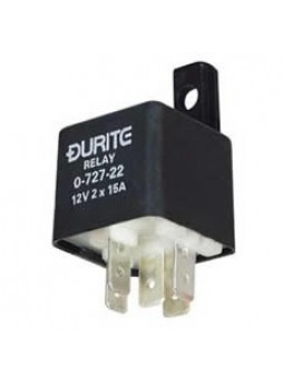 12V Mini Change Over Relay with Diode - 20/30A