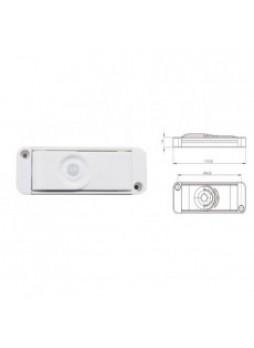 Slimeline PIR Motion Sensor Switch with 30 Second Timer - 12V 4.5A max