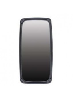 Commercial Vehicle Convex Glass Mirror Head - 383 x 193mm