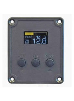 12/24V Dual Battery Voltage Monitor