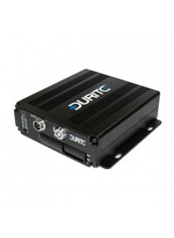 CCTV 4-Channel DVR Recorder with GPS & G Sensor