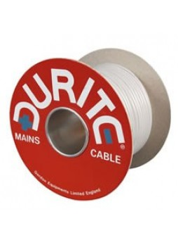 3 Core TRS Mains Cable - 0.75mm² x 30m